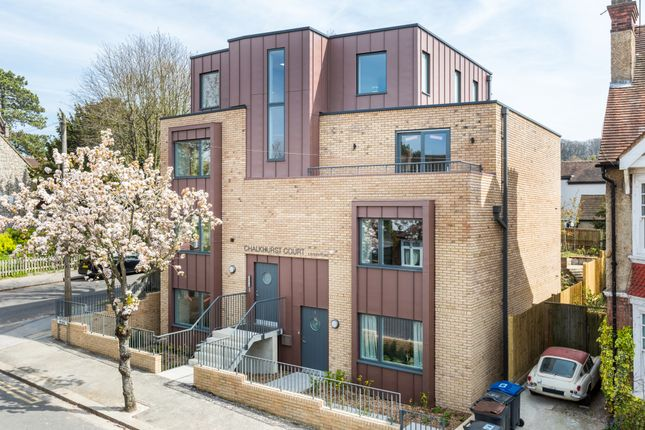 Thumbnail Flat for sale in Lismore Road, South Croydon