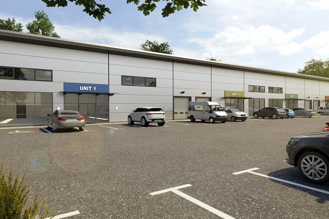 Thumbnail Industrial to let in Unit 4 Kembrey Place, Kembrey Park, Swindon