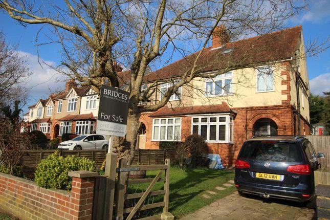 Semi-detached house for sale in Hemdean Road, Caversham, Reading