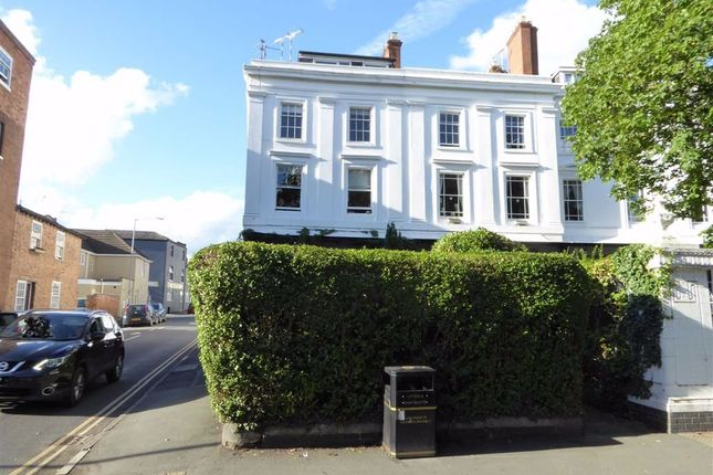 Thumbnail Flat for sale in Lansdowne Crescent, Willes Road, Leamington Spa