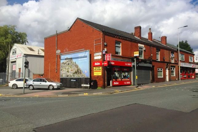 Thumbnail Retail premises for sale in Manchester M46, UK