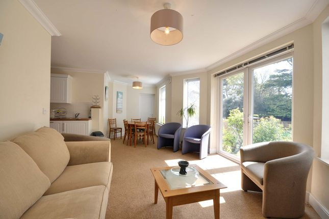Thumbnail Flat to rent in Flat 3, The Boltons, 9 Durley Chine Road South, Bournemouth, Dorset