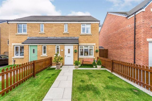 Thumbnail Semi-detached house for sale in Heol Y Pibydd, Gorseinon, Swansea