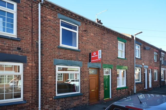 Thumbnail Terraced house to rent in Stanley Road, Hartshill, Stoke On Trent