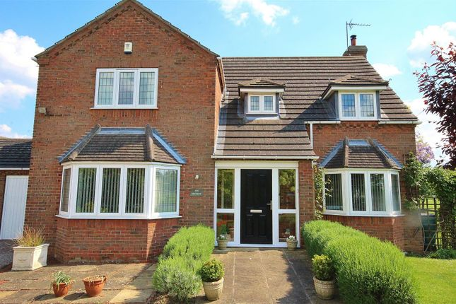 Thumbnail Detached house for sale in Station Road, Wressle, Selby