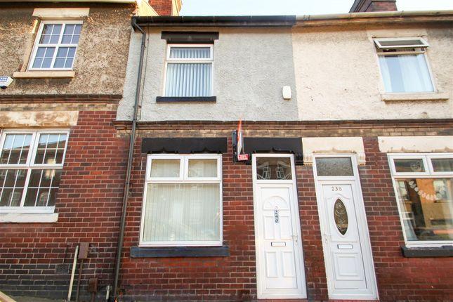 Thumbnail Terraced house to rent in Duke Street, Fenton, Stoke-On-Trent