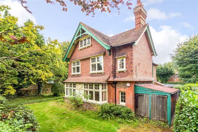 Thumbnail Detached house for sale in Gordon Road, Horsham, West Sussex