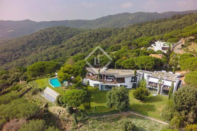 Thumbnail Villa for sale in Spain, Barcelona North Coast (Maresme), Sant Andreu De Llavaneres, Mrs4372