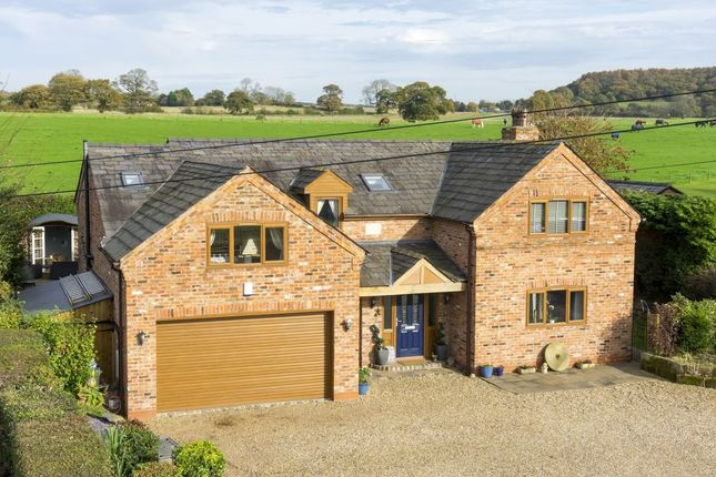5 bed detached house for sale in The Beeches Manley Road, Alvanley, Frodsham