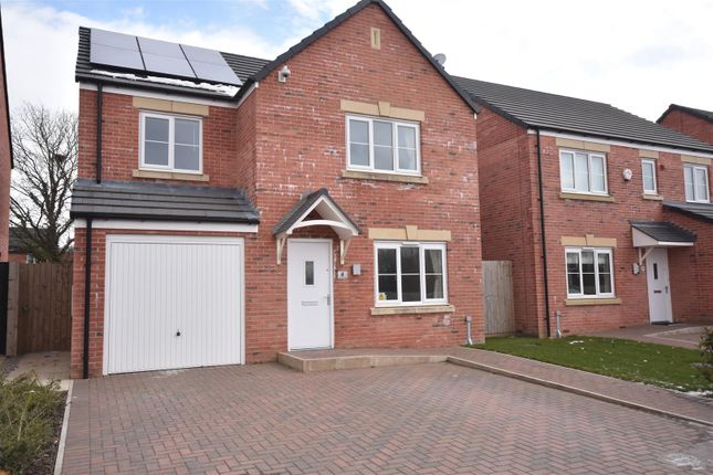Thumbnail Detached house to rent in Chancery Fields, Chorley