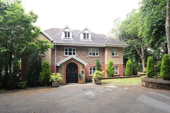 Thumbnail Detached house to rent in Beaconsfield Road, Woolton, Liverpool