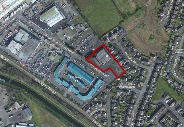 Thumbnail Warehouse for sale in Unit 4, Galgorm Industrial Estate, Fenaghy Road, Ballymena, County Antrim