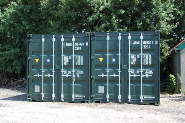 Thumbnail Commercial property to let in Storage Container, Fairford