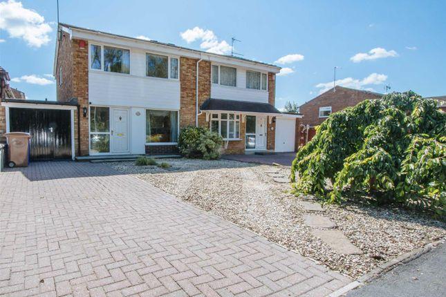 Thumbnail Semi-detached house for sale in Glandore Road, Longton, Stoke-On-Trent