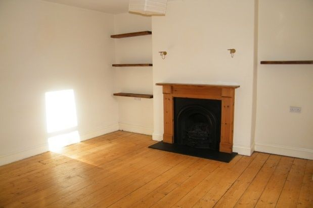 Thumbnail Terraced house to rent in Priory Road, Plymouth