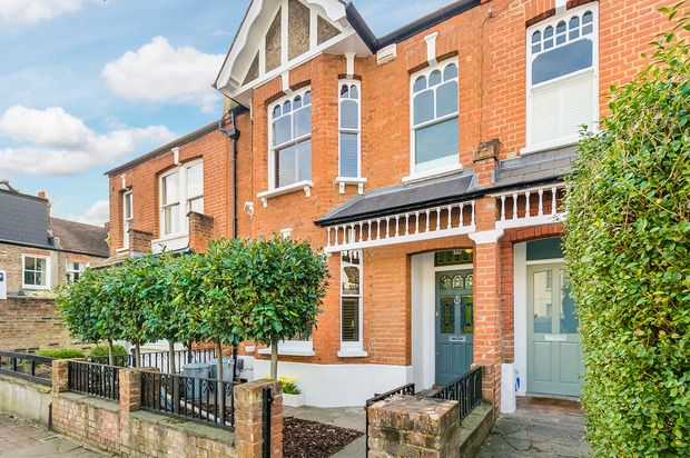 Thumbnail Terraced house for sale in Heythorp Street, London