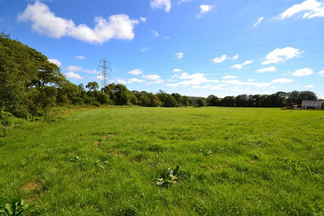 Land for sale in Cosheston, Pembroke Dock SA72