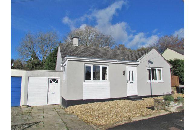 Thumbnail Detached bungalow for sale in Sherrell Park, Bere Alston