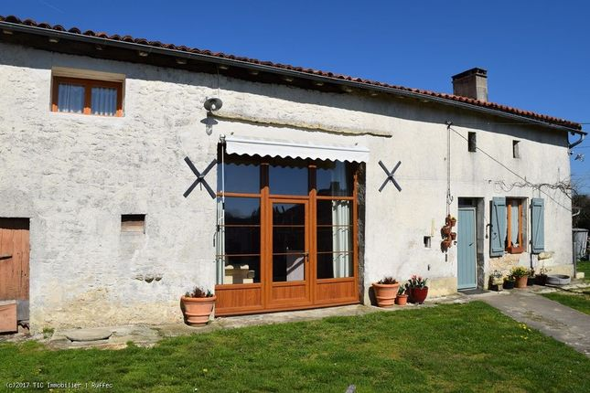 2 bed property for sale in Nanteuil En Vallee, Poitou-Charentes, 16700, France