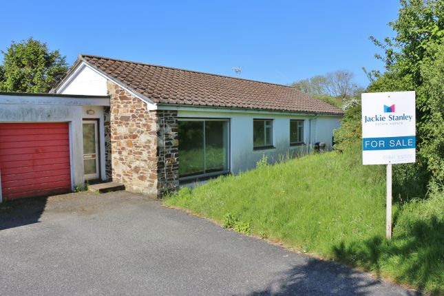 Thumbnail 3 bed bungalow for sale in Little Dinas, Padstow