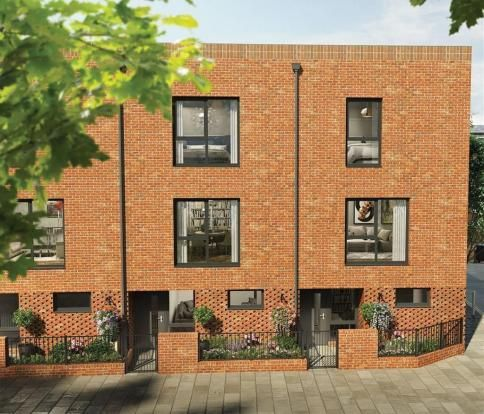 Thumbnail Terraced house for sale in Benhill Road, Camberwell, London