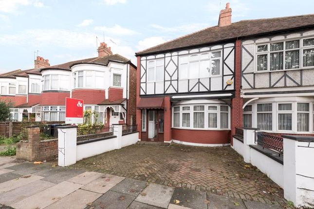 Thumbnail Property to rent in Ecclesbourne Gardens, London