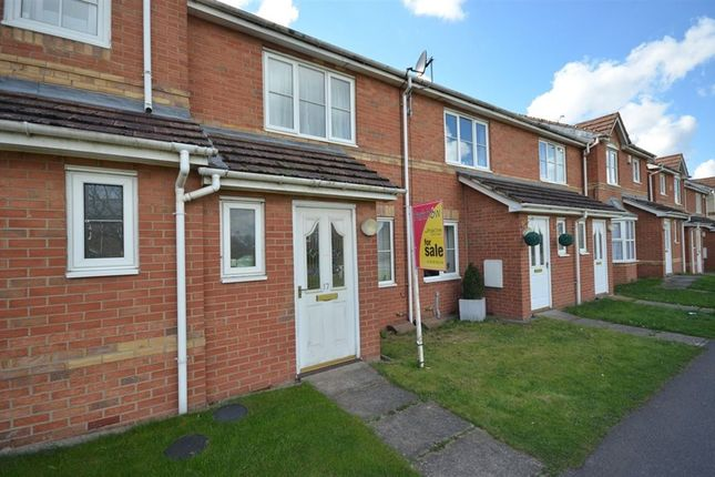 Thumbnail Property to rent in Brierley Close, Snaith, Goole
