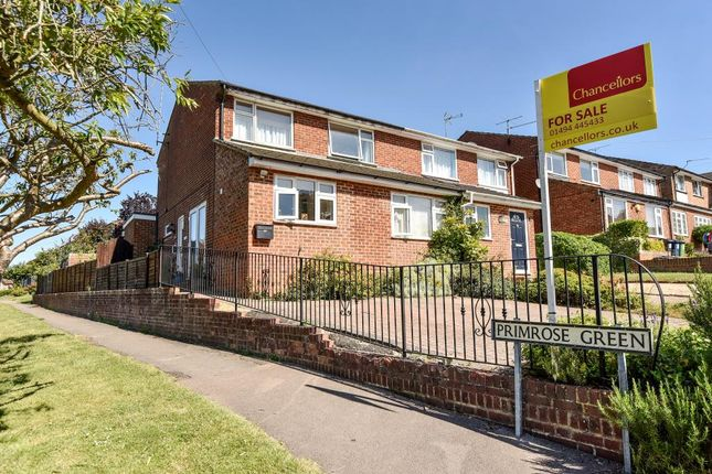 Thumbnail Semi-detached house for sale in Widmer End, Buckinghamshire