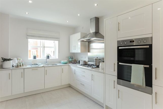 "Thumbnail Detached house for sale in ""Atwood"" at Birmingham Road, Stratford-Upon-Avon"