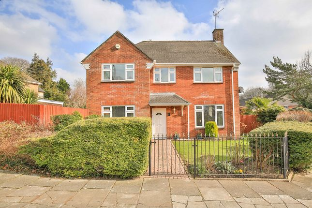 Thumbnail Detached house for sale in West Rise, Llanishen, Cardiff
