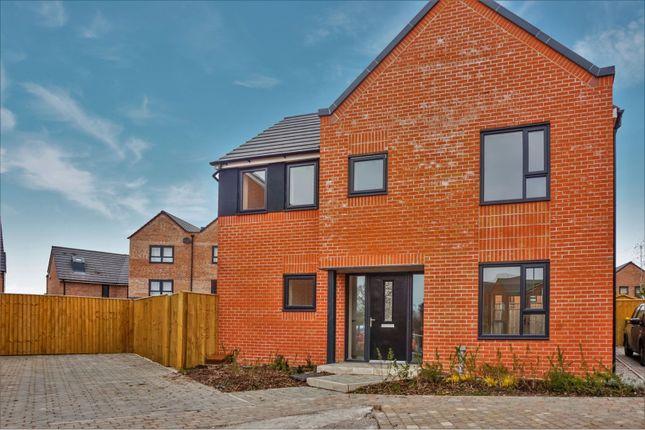 Thumbnail Detached house for sale in 4 Siskin Road, Cottam, Preston