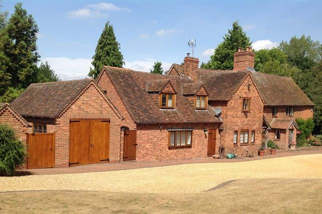 Thumbnail Detached house for sale in Cuttle Pool Lane, Knowle, Solihull