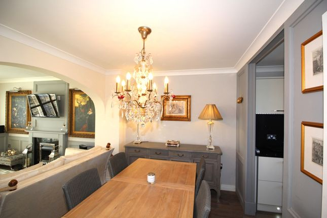 Dining Area of The Moorings, Burton Waters, Lincoln LN1