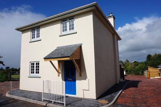 Thumbnail Detached house for sale in Village Way, Aylesbeare, Devon