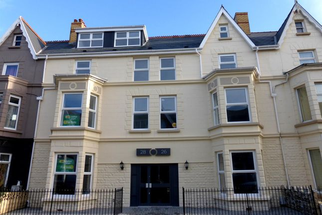 Thumbnail Flat for sale in Mary Street, Porthcawl