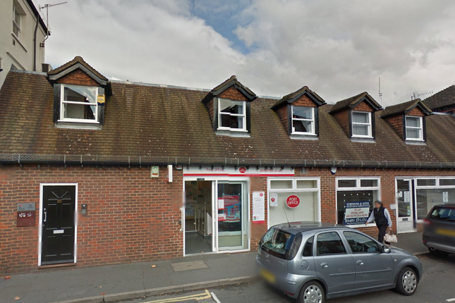 Thumbnail Retail premises for sale in High Street, Marlow, Buckinghamshire