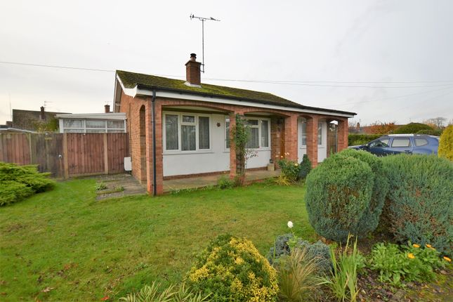 3 bed detached bungalow for sale in Stainsby Close, Heacham, King's Lynn PE31