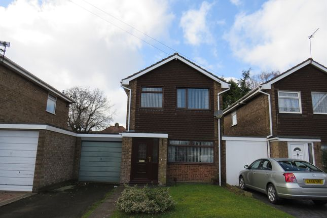 Thumbnail Link-detached house for sale in Broadmeadows Close, Willenhall
