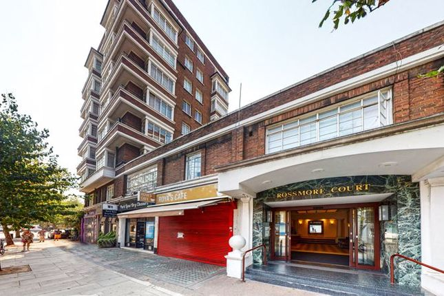 2 bed flat to rent in Park Road, London NW1