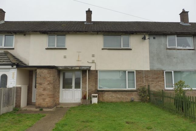 3 bed terraced house to rent in Hudson Drive, Coningsby, Lincoln LN4