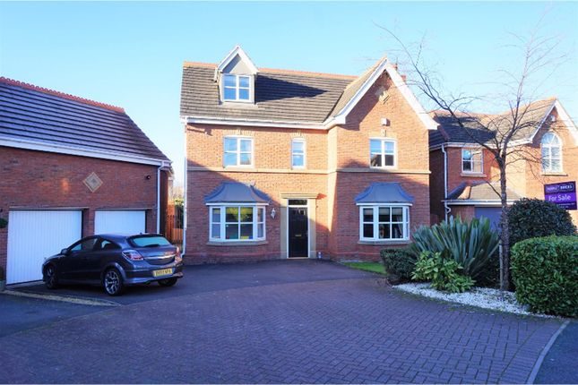 Thumbnail Detached house for sale in Lambeth Drive, Priorslee Telford