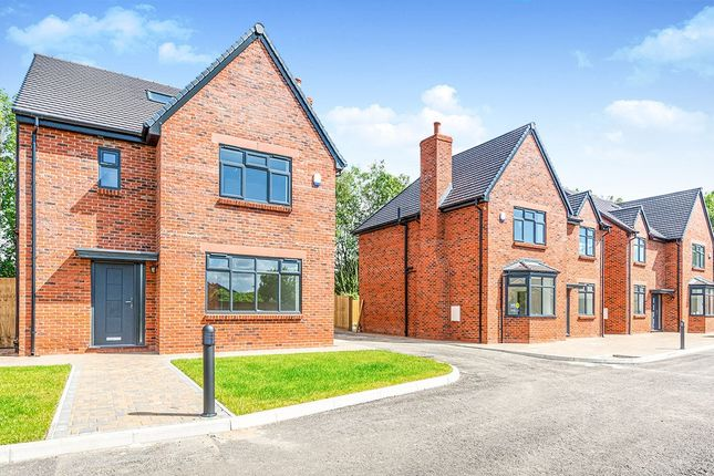 Thumbnail Detached house for sale in Water Tower Drive, St. Helens Road, Prescot, Merseyside