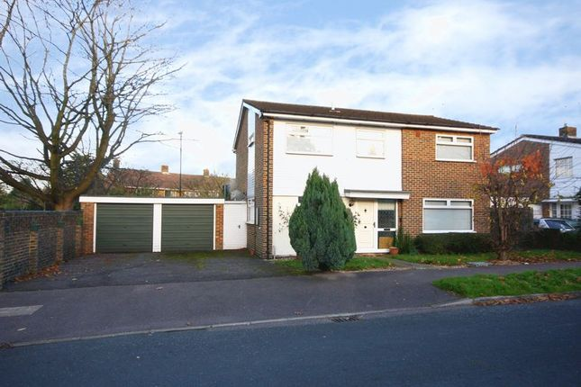 4 bed detached house for sale in Ardingly Close, Crawley