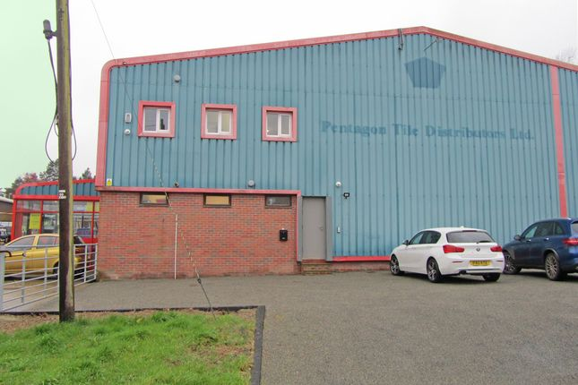 Thumbnail Office to let in Pentagon House, Farningham Road, Wealden Industrial Estate, Crowborough