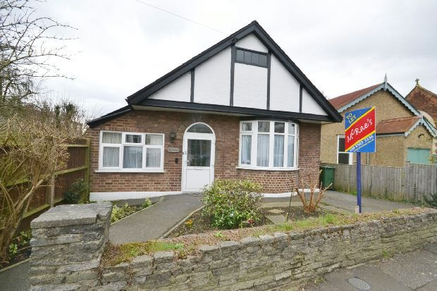 Thumbnail Detached bungalow to rent in Church Avenue, London
