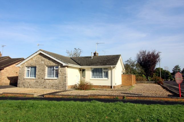 Thumbnail Detached bungalow for sale in Beacon Park Road, Upton, Poole