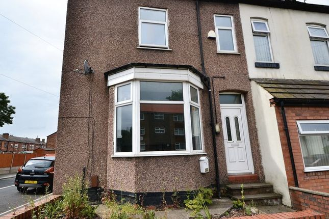 Thumbnail Terraced house to rent in Peel Green Road, Eccles, Manchester