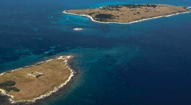 Thumbnail Land for sale in Islands Oruda And Palacol, Kvarner Archipelago, Croatia