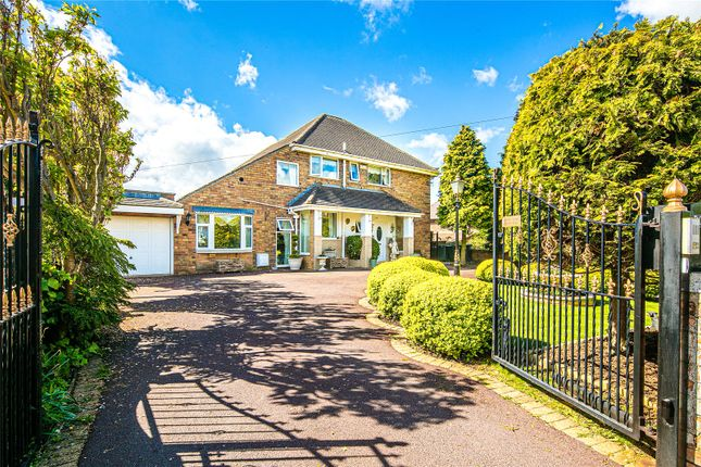 Thumbnail Detached house for sale in Royds Moor View, Beech Avenue, Brecks, Rotherham