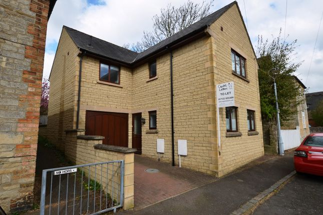 Thumbnail Detached house to rent in Main Street, Ailsworth, Peterborough